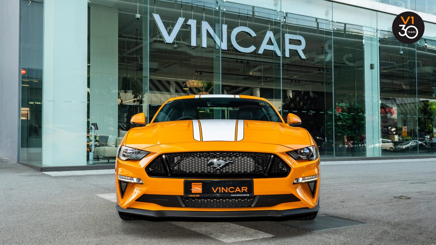 Ford Mustang GT - VINCAR's Vroom Channel