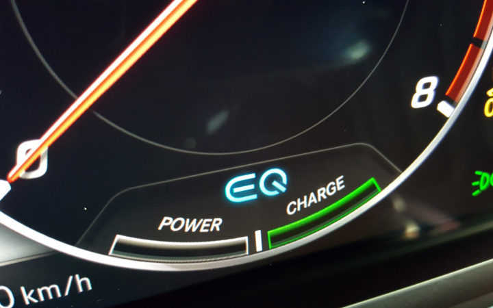 Mercedes-Benz's EQ Boost features a 48-volt system