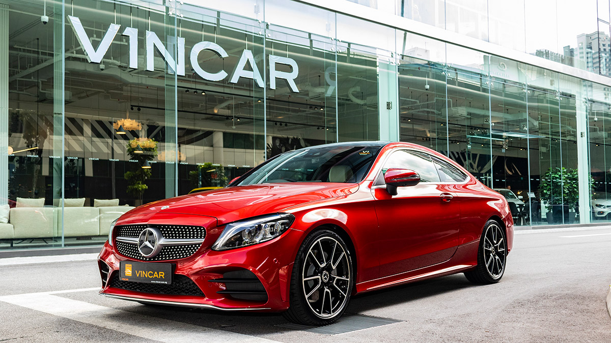 C200 Coupe Amg Premium Plus Mercedes Benz