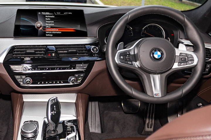 Feature Spotlight: BMW Prefessional Multimedia With 10.25