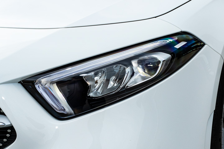 Feature Spotlight: LED High Performance Headlamps with Integrated LED Daytime Running Lights