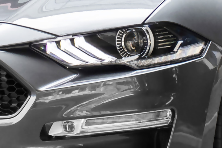 Feature Spotlight: LED With Integrated LED Daytime Running Lights