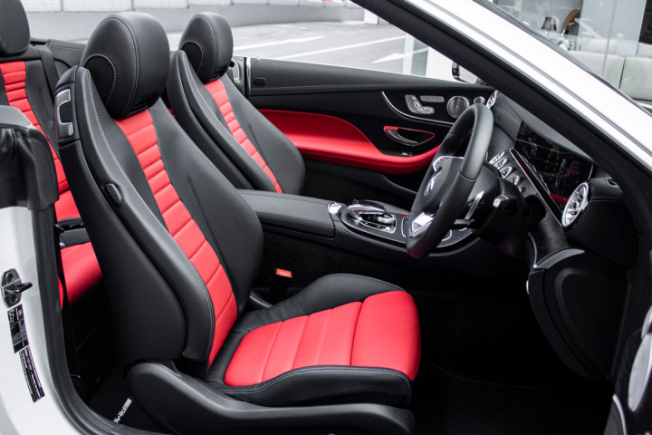 Feature Spotlight: Sports Front Seats Electrically Adjustable With Memory Package