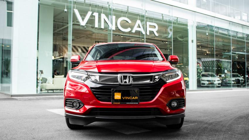 Honda VEZEL 1 5X Hybrid SENSING - Honda SUVs | VINCAR