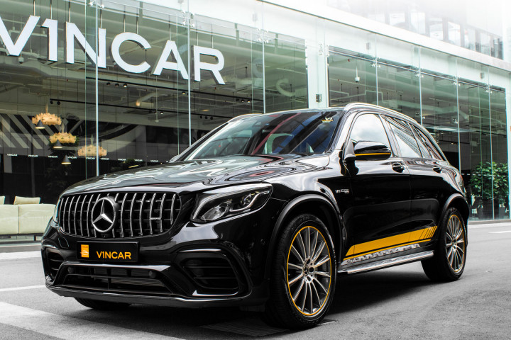 Feature Spotlight: GLC63 AMG Bodystyling (Exterior)