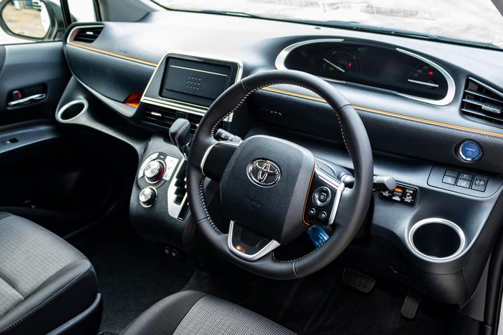 Feature Spotlight: 3-Spoke Steering Wheel With Multifunction Control