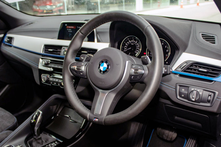Feature Spotlight: M Sport Multi-Function Leather, Steering Wheel