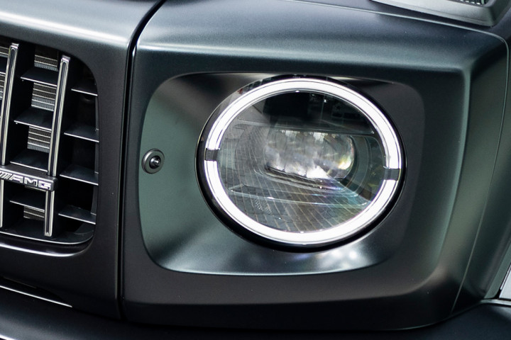 Feature Spotlight: MULTIBEAM LEDs With Adaptive Highbeam Assist Plus