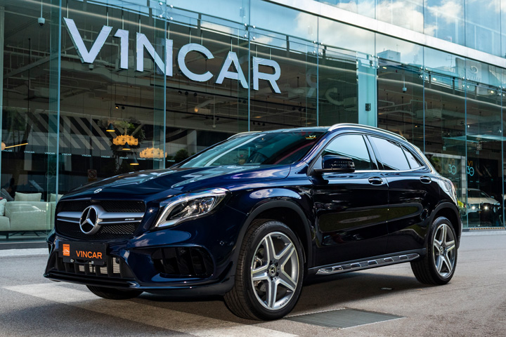 Feature Spotlight: GLA45 AMG Bodystyling (Exterior)
