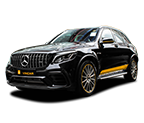 GLC43 SUV AMG C/W GLC63 Ext Kit