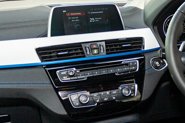 Feature Spotlight: BMW Navigation System With 8.8