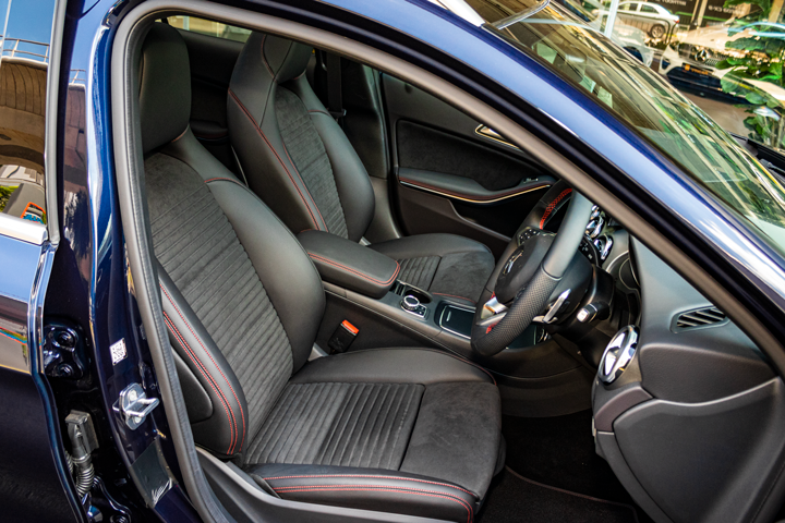 Feature Spotlight: Front Seats Electrically Adjustable With Memory And Adjustable Lumbar Support