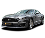Image of Mustang 5.0 V8 GT Fastback