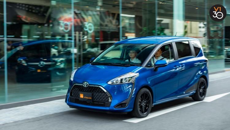 Toyota Sienta 1.5 G - Compact MPV - VINCAR Video Thumbnail