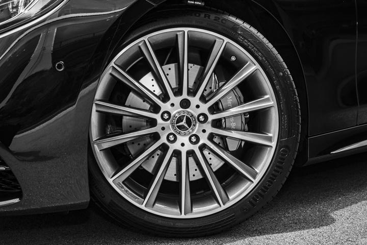 Feature Spotlight: 20? AMG Alloy Wheels