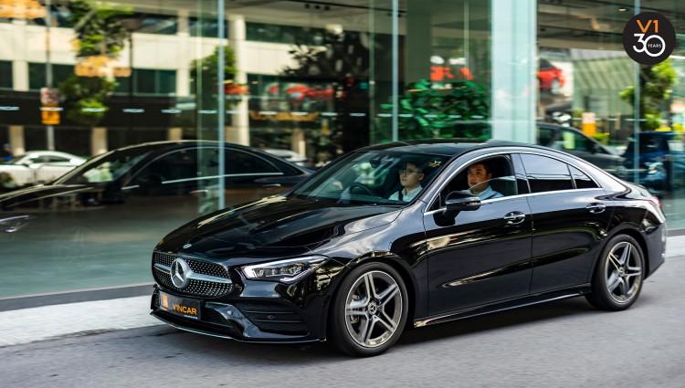 The all-new 2020 Mercedes-Benz CLA 180 AMG - VINCAR Video Thumbnail