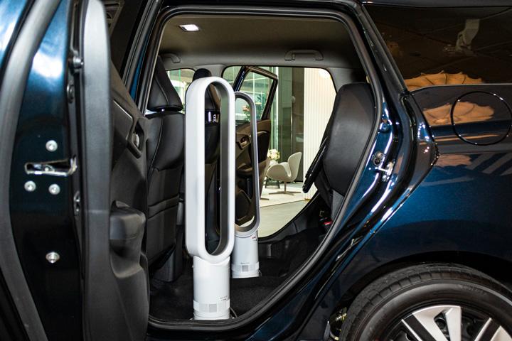 Feature Spotlight: Magic Rear Seats