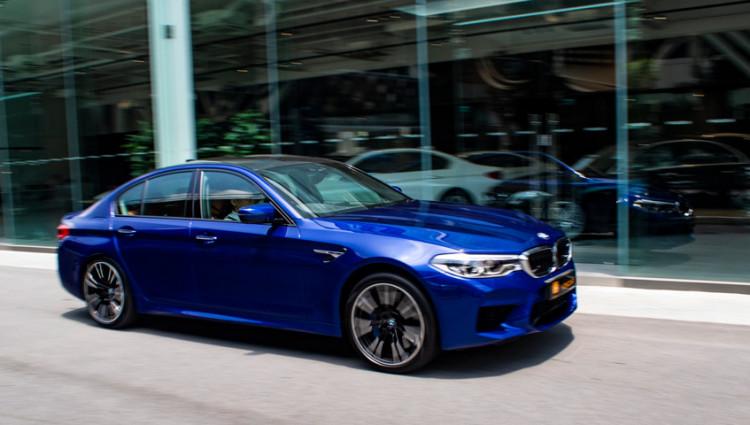 BMW M5 - VINCAR Video Thumbnail