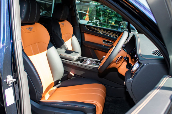 Feature Spotlight: 16-Way Electric Front Seats With Memory And Heater Function