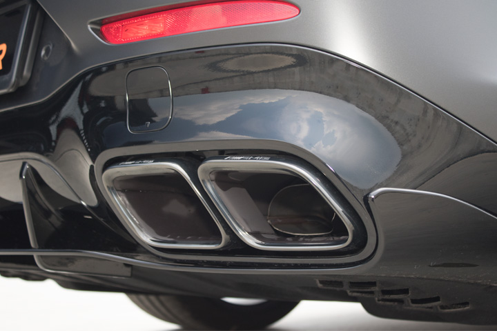 Feature Spotlight: Quad Trapezoidal Exhaust Tips