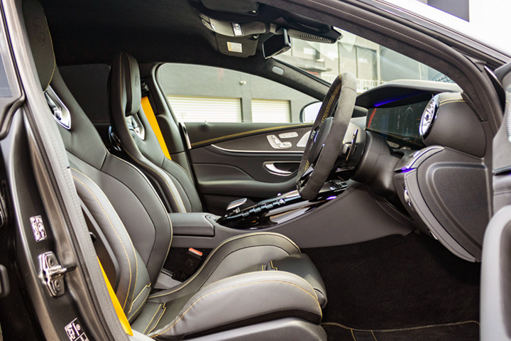 Feature Spotlight: Front Seats Electrically Adjustable, Four Way Lumbar Support With Memory Package