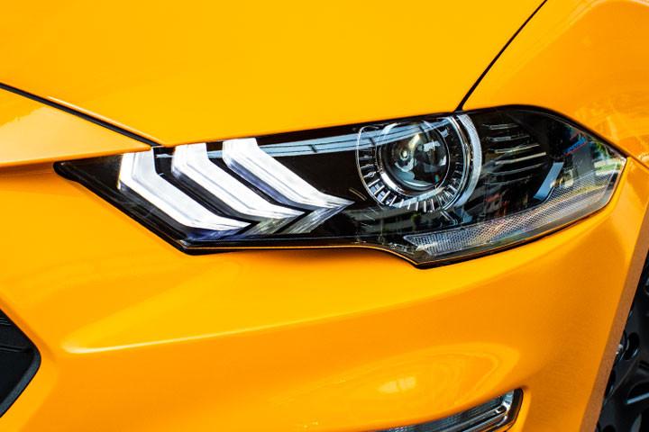 Feature Spotlight: LED tri-bar headlamps