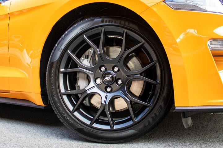 Feature Spotlight: 19? 5x2 Spoke Glossy Black Alloy Wheels