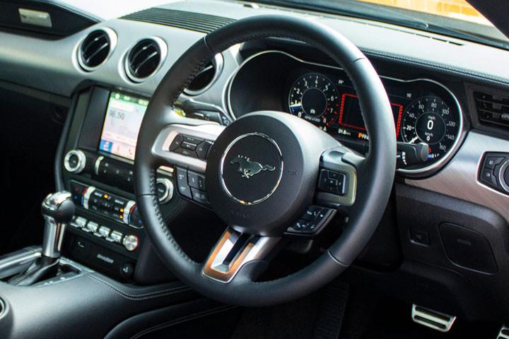 Feature Spotlight: 3-Spoke Leather Wrapped Steering Wheel