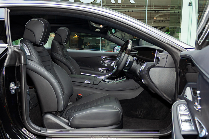 Feature Spotlight: Front Seat Comfort Package