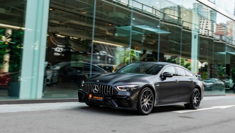 Mercedes-AMG GT 63 S 4MATIC+ EDITION 1 - VINCAR Video Thumbnail
