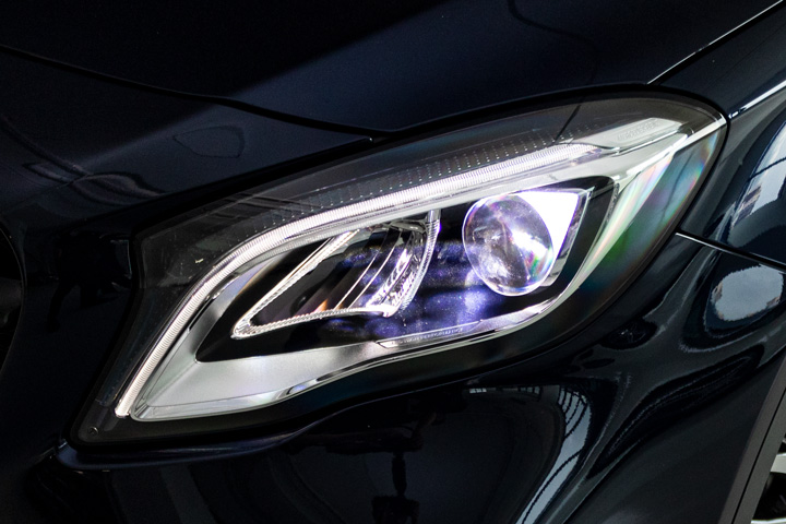 Feature Spotlight: LED High Performance Headlights