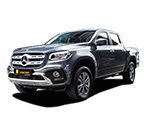 X250D 4Matic Power Pick Up
