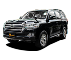 Image of Toyota Land Cruiser 4.6 AX