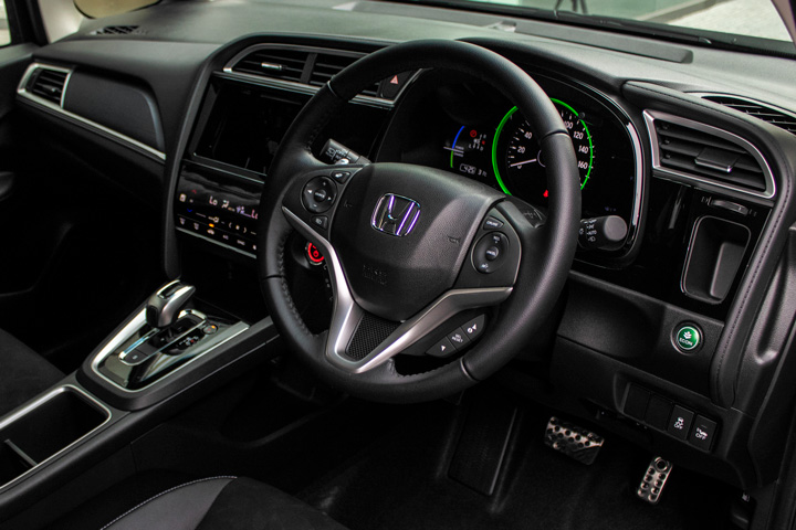 Feature Spotlight: Multi-function steering wheel