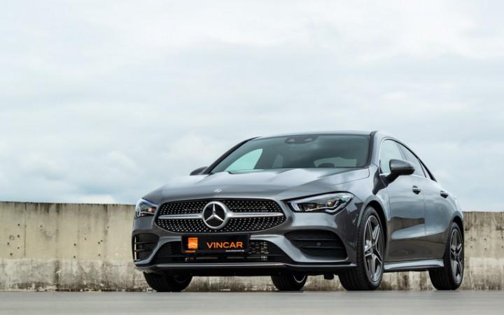 Featured image Mercedes-Benz CLA180 Coupe AMG Premium Plus