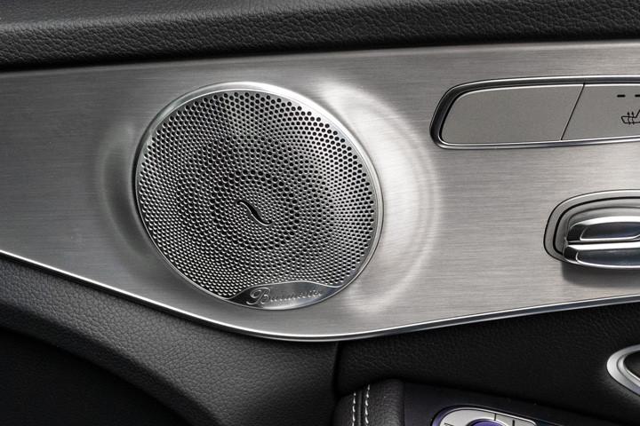 Feature Spotlight: Burmester Surround Sound System