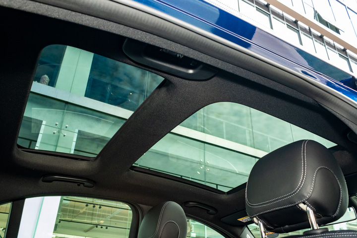 Feature Spotlight: Panoramic Sunroof