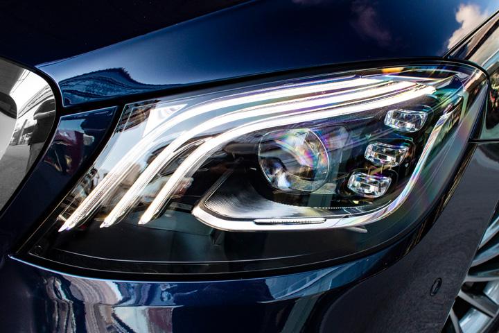 Feature Spotlight: MULTIBEAM LEDs With Adaptive Highbeam Assist Plus & Ultra-range