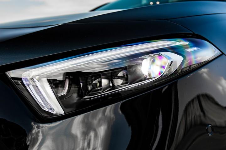 Feature Spotlight: LED High Performance headlamps