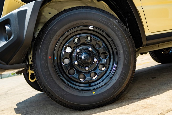 "Feature Spotlight: 15"" Wheels"