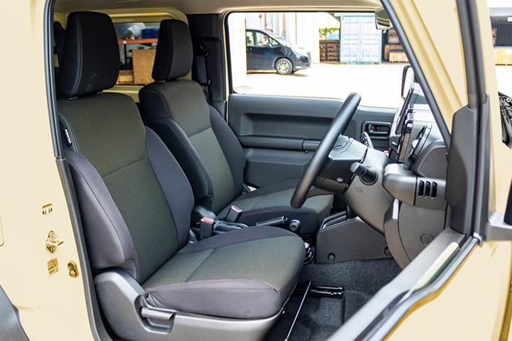 Feature Spotlight: Manual front seats