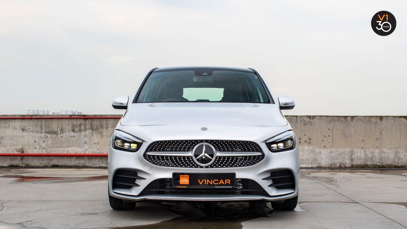 Mercedes-Benz B200 AMG Premium Plus - VINCAR