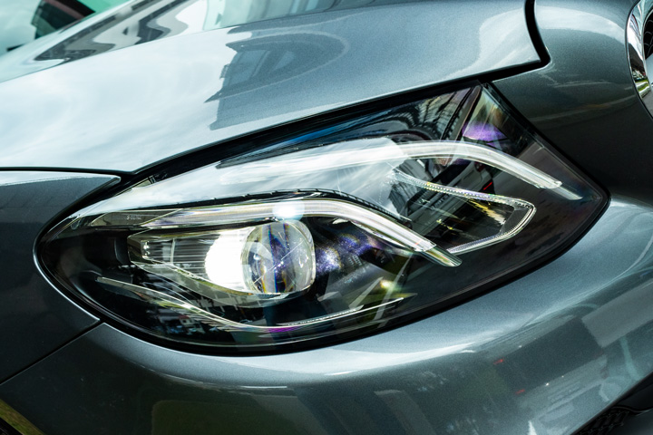 Feature Spotlight: LED High Performance headlamps