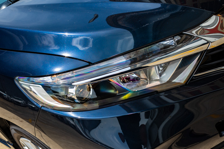 Feature Spotlight: Halogen Headlights