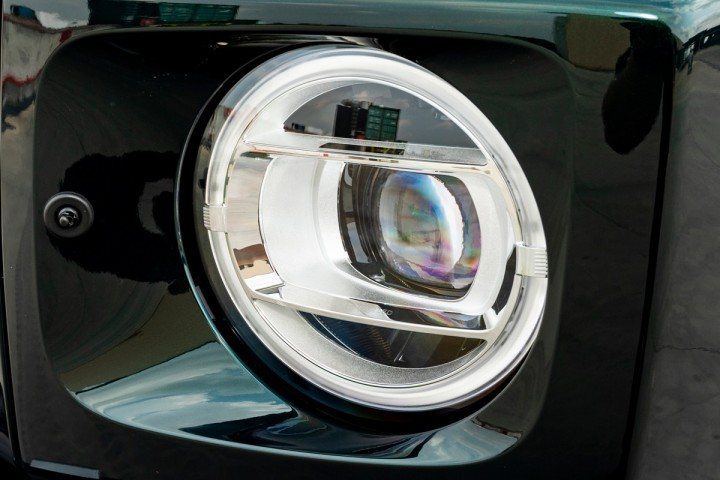 Feature Spotlight: MULTIBEAM LED headlights