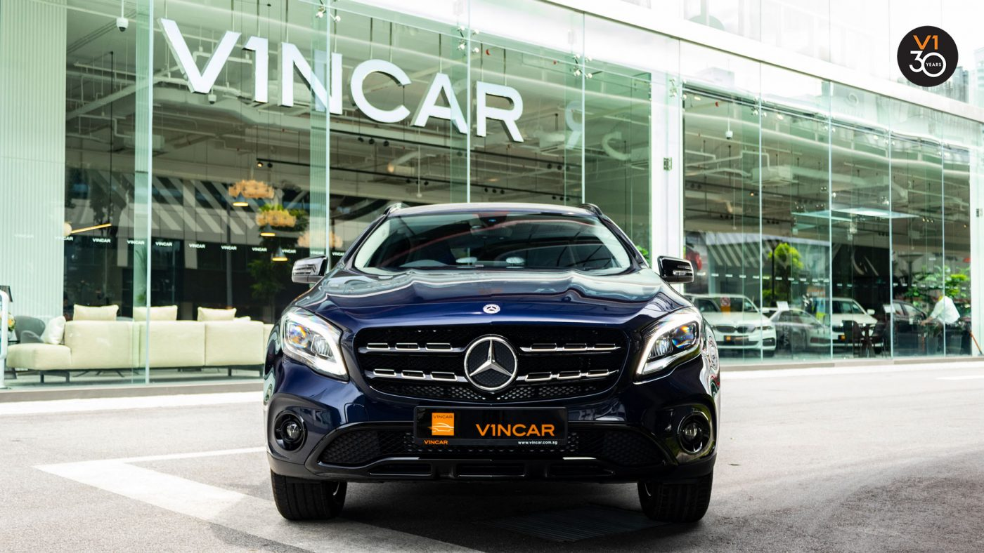 MERCEDES-BENZ GLA 180 URBAN EDITION - VINCAR