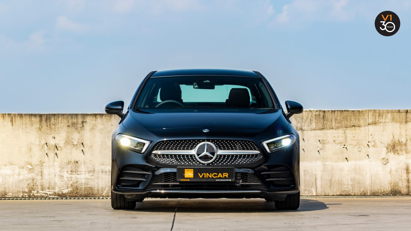 Mercedes-Benz A200 Saloon AMG Premium Plus - VINCAR
