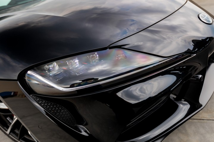 Feature Spotlight: LED Front lights