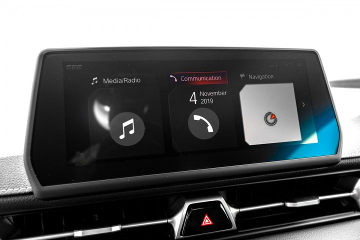 """Feature Spotlight: 8.8"""" Toyota Touch® 2"""