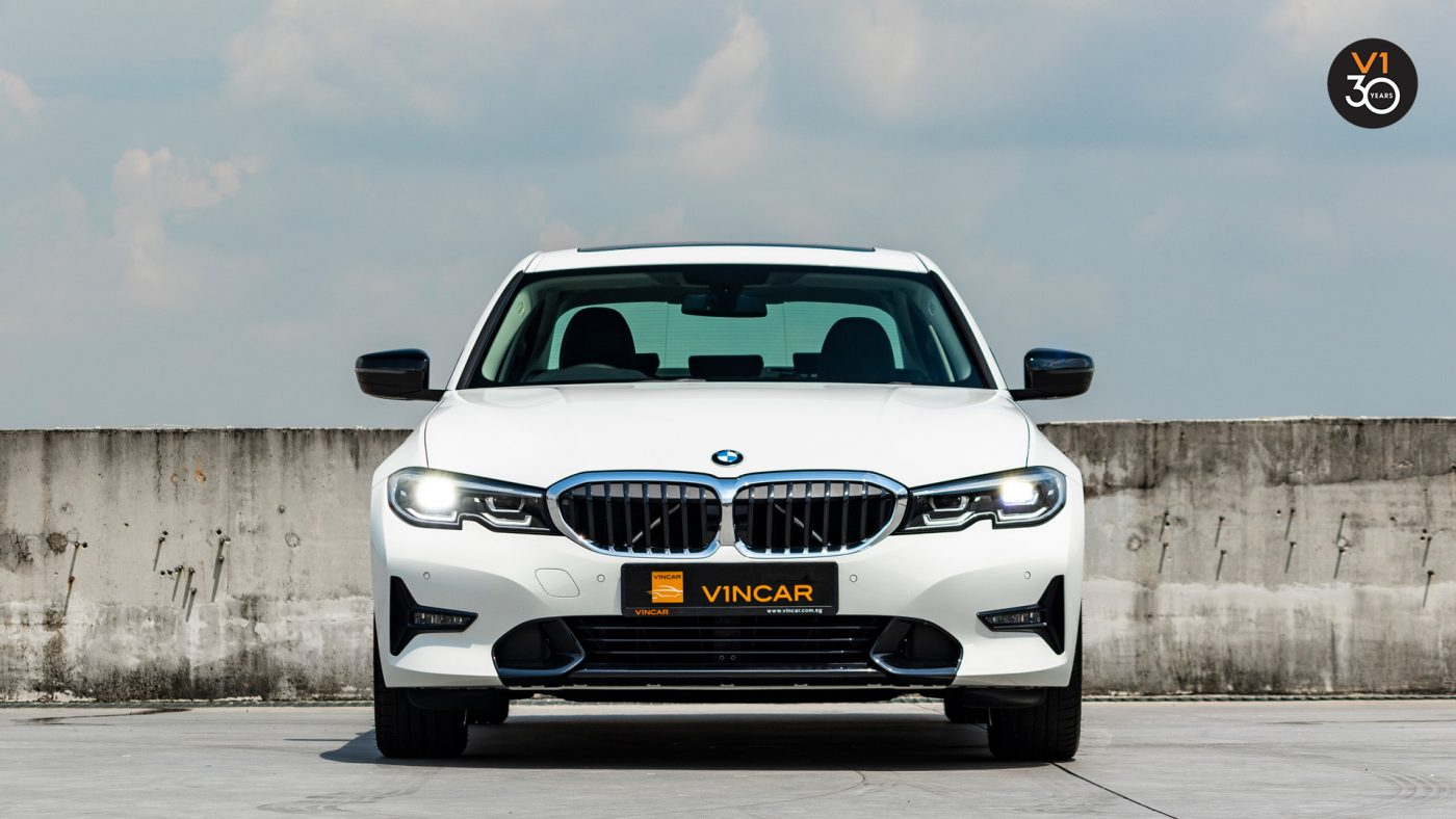 2019 BMW 320iA Sport Saloon - VINCAR